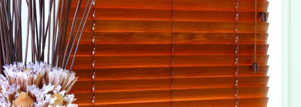 Timber Venetians